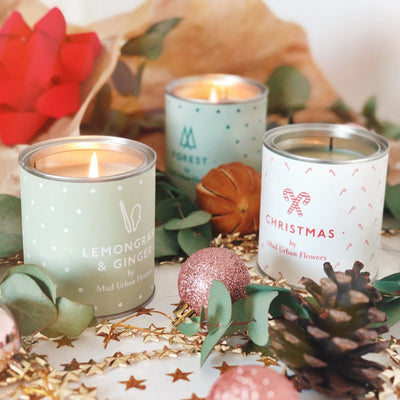Introducing: MUD Festive Candles