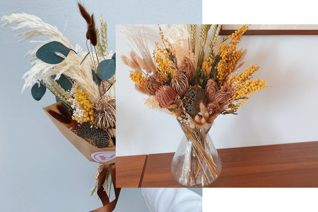Dried Flowers How To Care And Style For This Year S Hottest Floral Tr Mud Urban Flowers