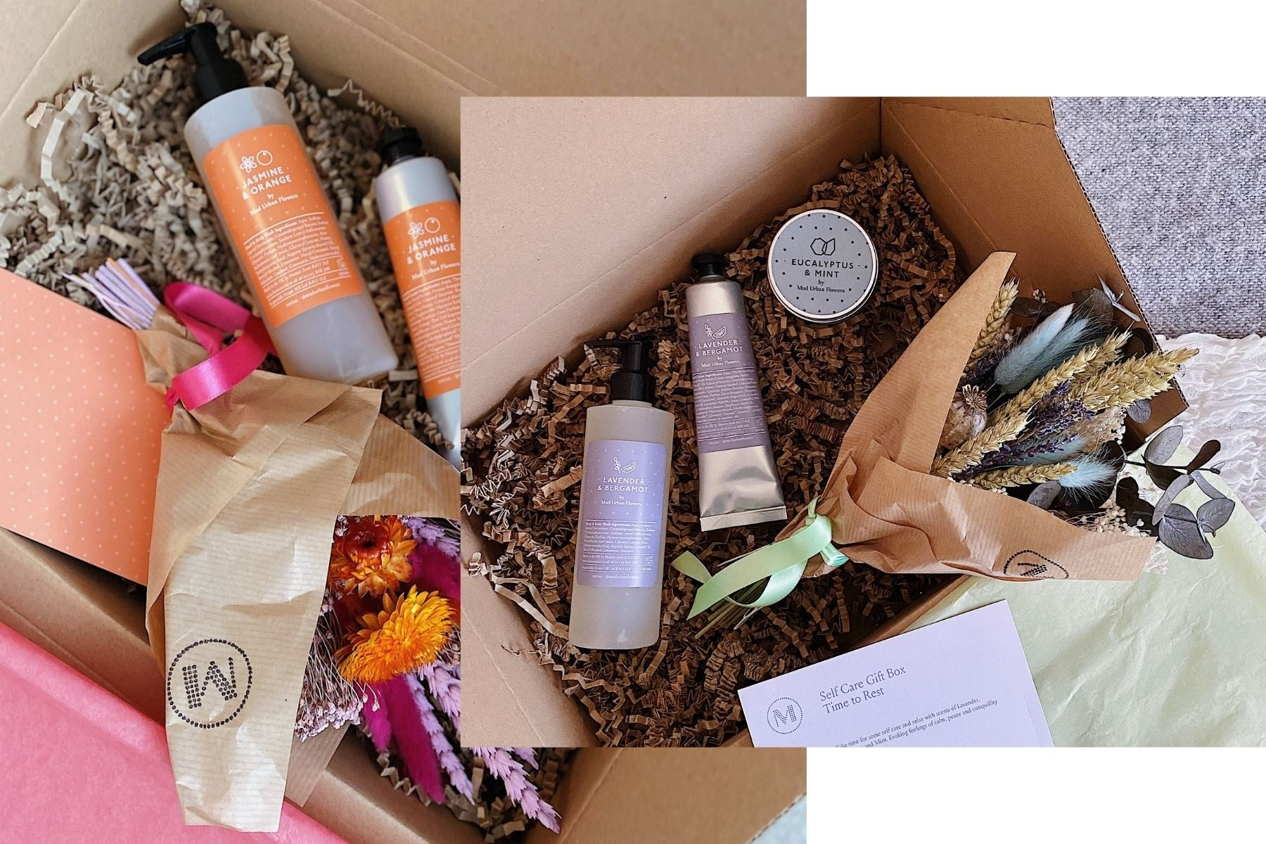 Self care gift box UK