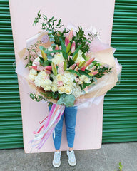 Bespoke Flower Bouquet Delivery Glasgow & Edinburgh