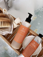 Jasmine and Orange Hand Body Wash - MUD Urban Flowers