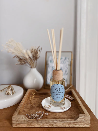 Eucalyptus And Mint Diffuser - MUD Urban Flowers