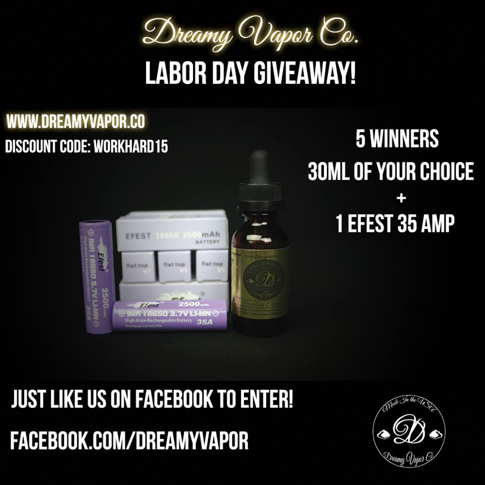 Official Labor Day 2014 Sales Thread | Vaping Underground