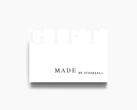 Made By Ethereal+ Gift Card - Made By Ethereal