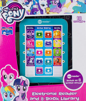 MI LECTOR MAGICO - MY LITTLE PONY