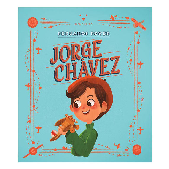 PERUANOS POWER: JORGE CHAVEZ