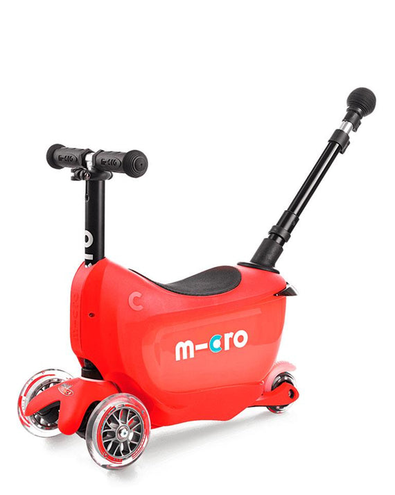 MINI 2GO DELUXE PLUS ROJO