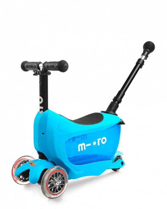 MINI 2GO DELUXE PLUS AZUL