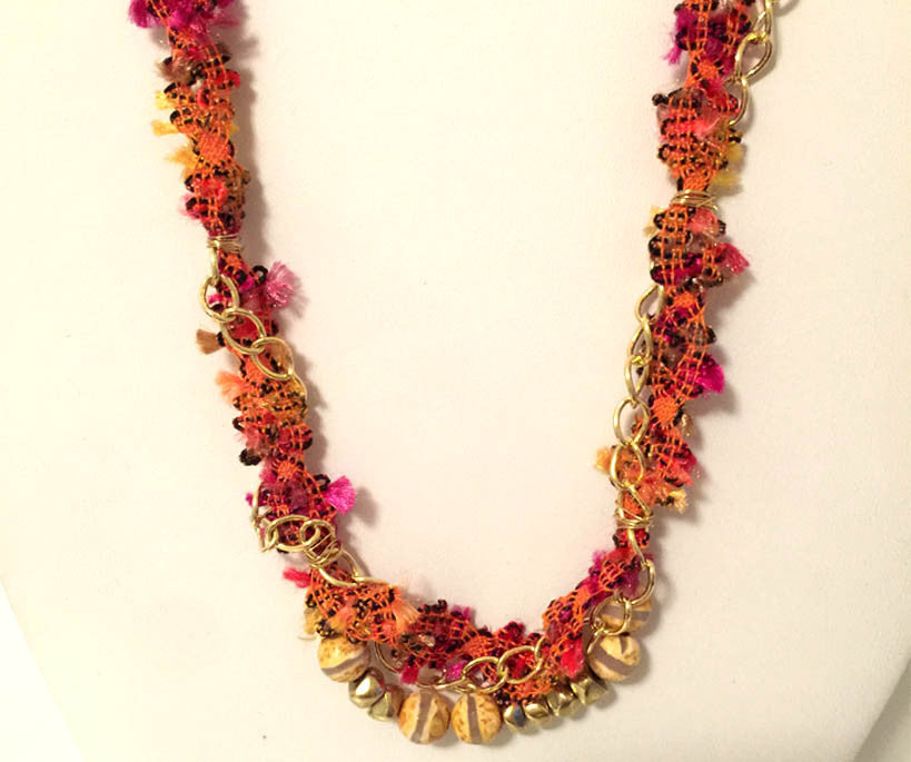 Fall Festive Necklace