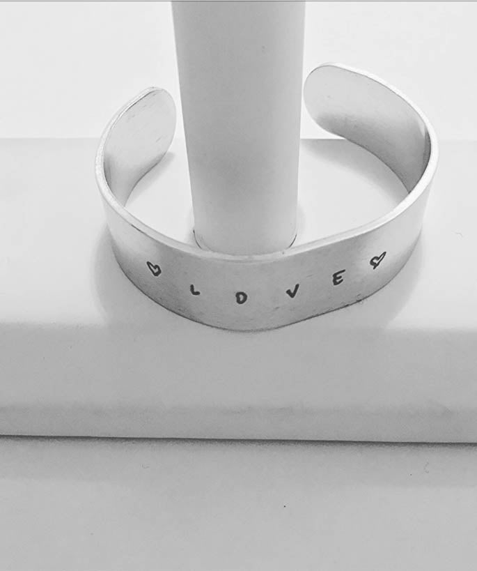 Love Inspired Thick Cuff