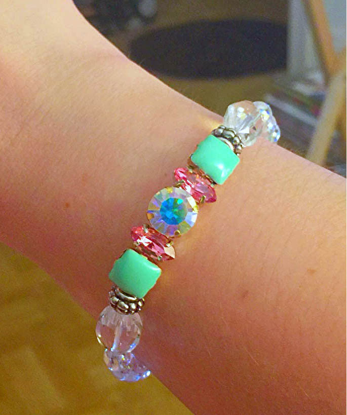 Mint Dream Bracelet