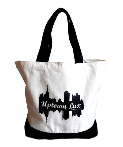 Uptown Lux Tote