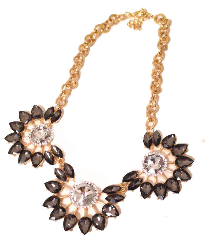 Jewel Burst Necklace