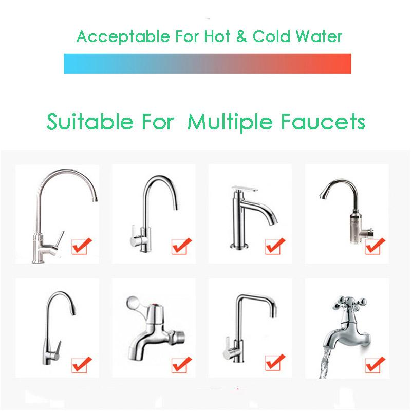 Faucet Splashproof Filter