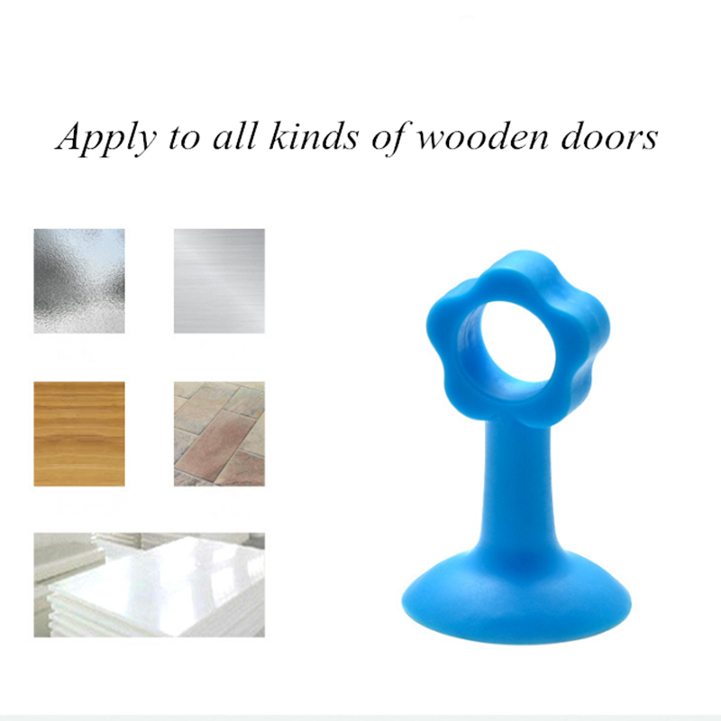 Multifunctional Silicone Door Suction