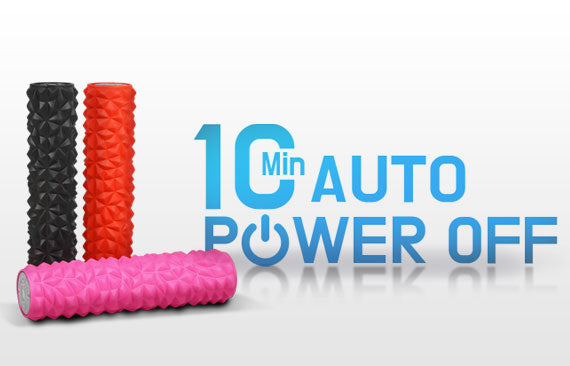 Mini Voller - Portable, Rechargeable and Powerful Vibration Roller