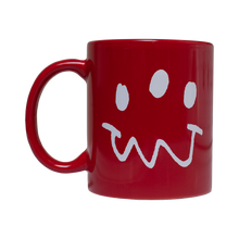 "Load image into Gallery viewer, HUNNY - SUPER LIMITED ""FACE"" HOLIDAY MUG"