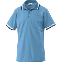 Umpire Shirt Adult, Columbia Blue with White and Navy