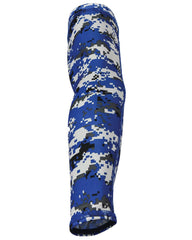 Royal Blue Digital Camo Arm Sleeve