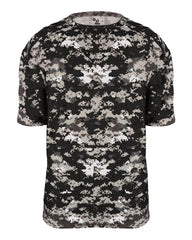 Digital Camo Dri Fit Tee Youth (Various Colors)
