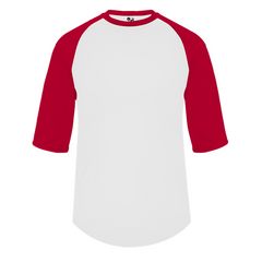 Baseball 3/4 Under Shirt Youth (Various Colors)