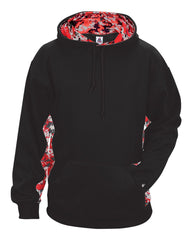 Digital Camo Hood Sweater Adult (Various Colors)