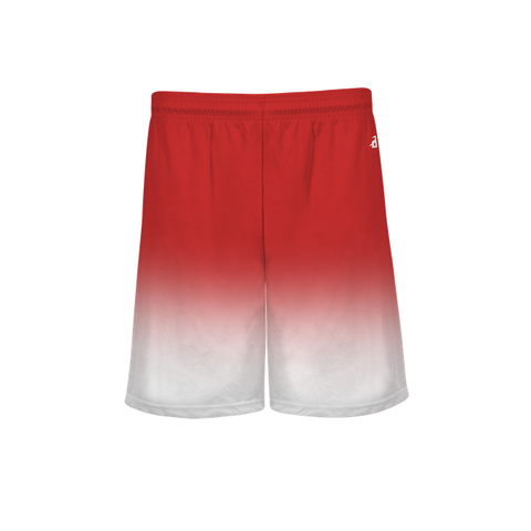 Badger Sport 2206 Youth Ombre Shorts (Various Colors)