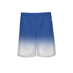 Badger Sport 4206 Adult Ombre Shorts (Various Colors)