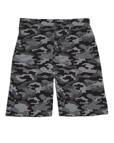 Camo Shorts Youth (Various Colors)