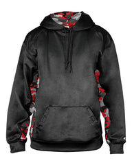 Camo Hood Sweater (Various Colors)