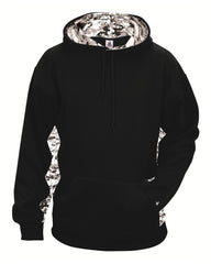 Digital Camo Hood Sweater Youth (Various Colors)