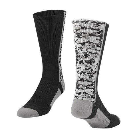 TCK Digital Camo Crew Sock (Various Colors)