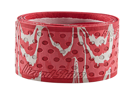Lizard Skin Durasoft Polymer Bat Wrap - 1.1 mm Color Red Camo