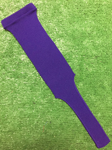 Baseball Stirrups Solid Color Purple