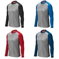 Mizuno Breath Thermo Long Sleeve Training Top Adult