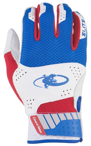 Lizard Skin Komodo Elite Batting Glove Youth and Adult (Various Colors)