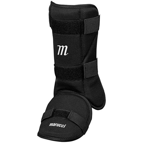 Marucci Adult Batter's Leg Guard Black