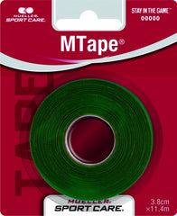 Mueller M Tape Forest Green Athletic Tape