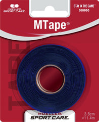 Mueller M Tape Navy Athletic Tape