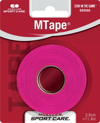 Mueller M Tape Pink Athletic Tape
