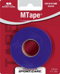 Mueller M Tape Royal Blue Athletic Tape