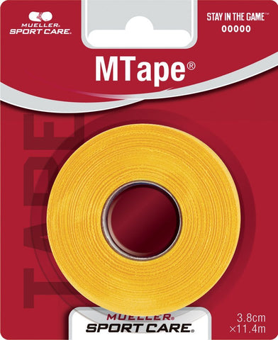 Mueller M Tape Gold Athletic Tape