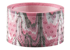Lizard Skin Durasoft Polymer Bat Wrap - 1.1 mm Color Pink Camo