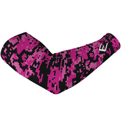 Elite Gear Pink Digital Camo Arm Sleeve