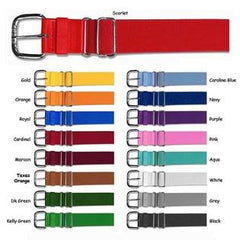 Baseball Elastic Youth Belt
