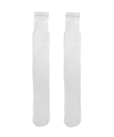 White Sanitary Socks