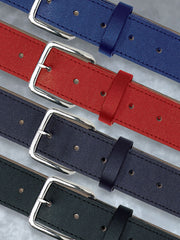 Baseball Leather Belts