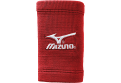 Mizuno 5 Inch Wristbands Red