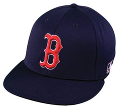 OC Sports MLB-595 Flex Fit Boston Red Sox Home and Road Cap