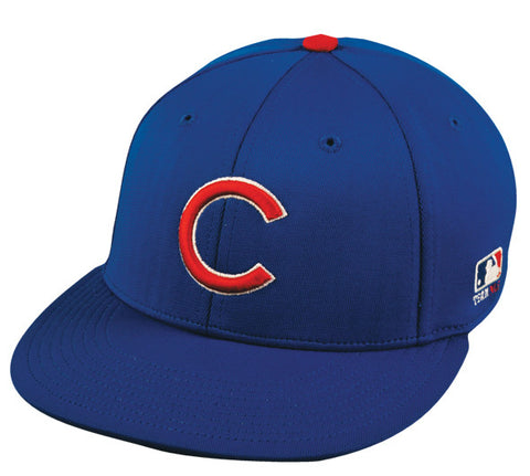 OC Sports MLB-595 Flex Fit Chicago Cubs Home and Road Cap